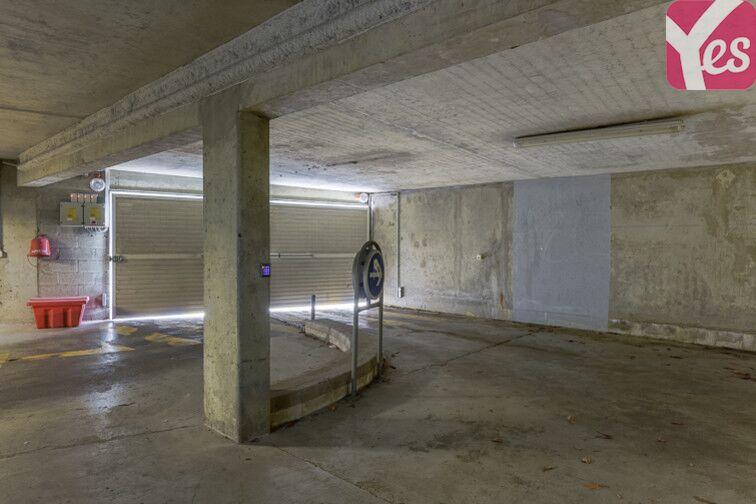 Parking Château de Rezé - Place François Mitterrand sécurisé