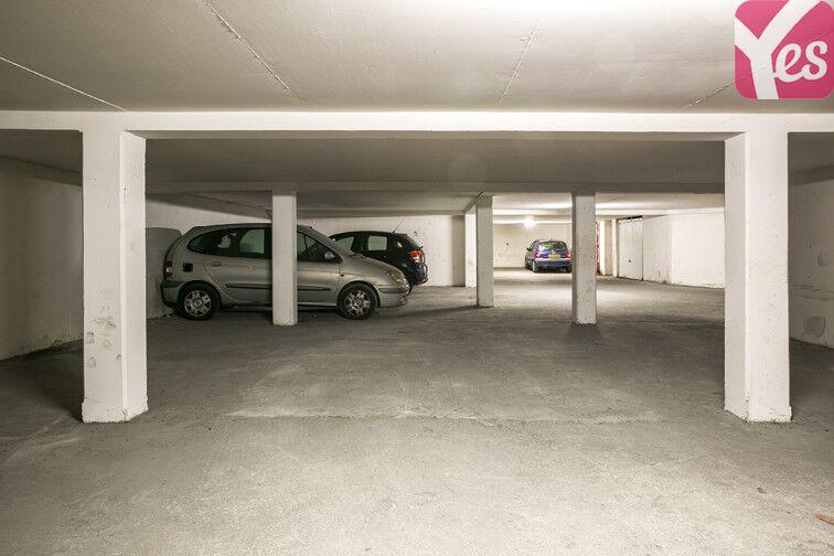 Parking Pasteur - Nice sécurisé