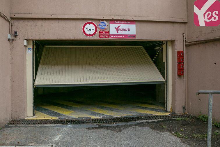 Parking Pasteur - Nice pas cher