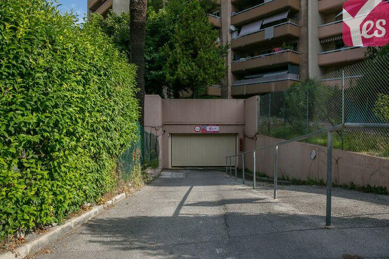 Parking Pasteur - Nice souterrain