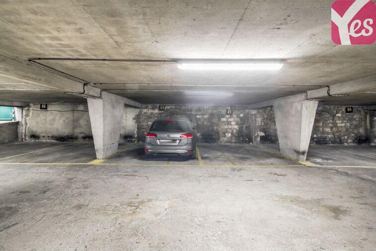 Parking Bièvre Sud - Paris 13 sécurisé