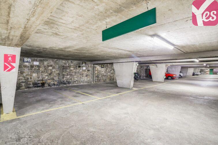 Parking Bièvre Sud - Paris 13 à louer