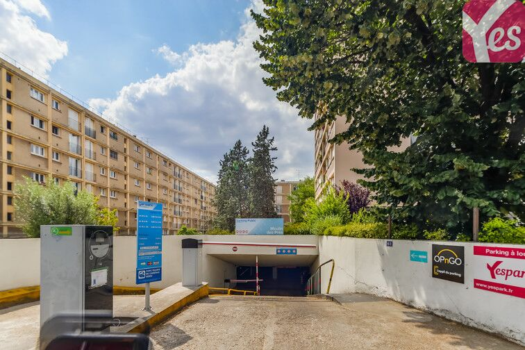 Parking Bièvre Sud - Paris 13 62 rue du Moulin des Prés