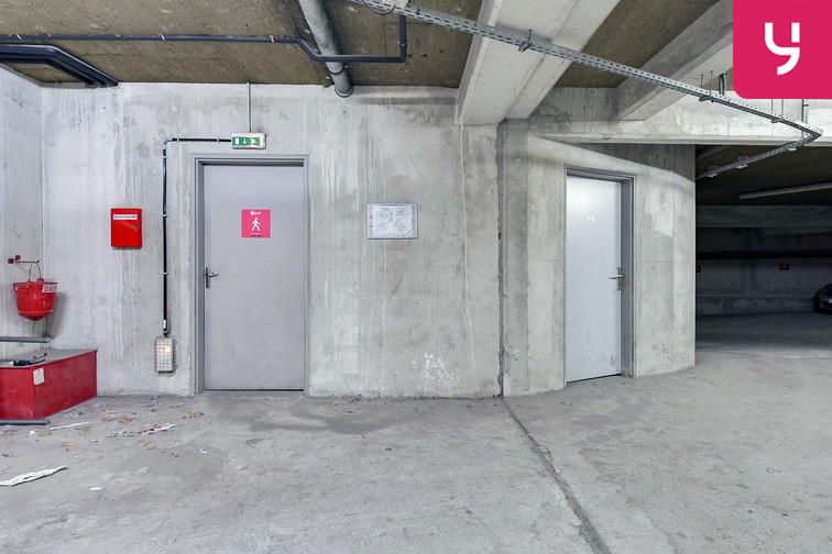 Parking Marseille 10 - La Capelette box