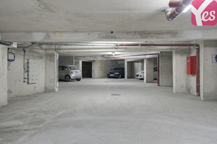 Parking Marseille 10 - La Capelette caméra