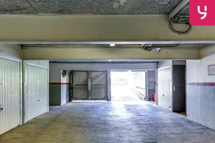 Parking Les Hauts-de-Cergy - Rue de la Parabole - Cergy (box) gardien