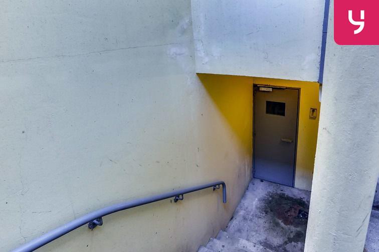 Parking Les Hauts-de-Cergy - Rue de la Parabole - Cergy (box) souterrain