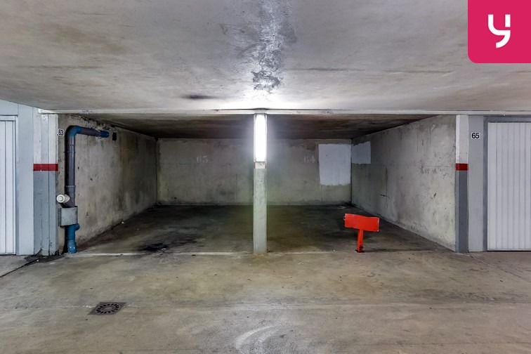 Parking Les Hauts-de-Cergy - Rue de la Parabole - Cergy (box) sécurisé