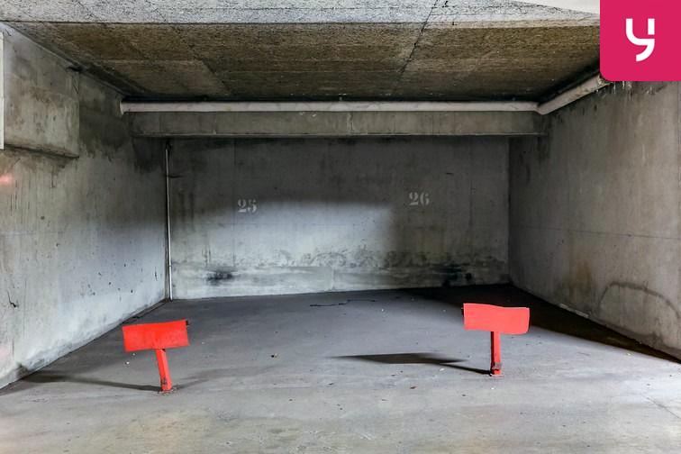 Parking Les Hauts-de-Cergy - Rue de la Parabole - Cergy (box) Cergy