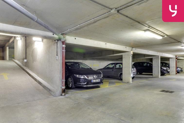 Parking Louis Bertrand - Mirabeau - Semard - Ivry-sur-Seine 24/24 7/7