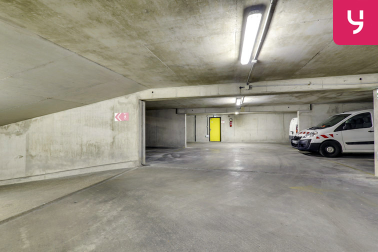 Parking Louis Bertrand - Mirabeau - Semard - Ivry-sur-Seine pas cher