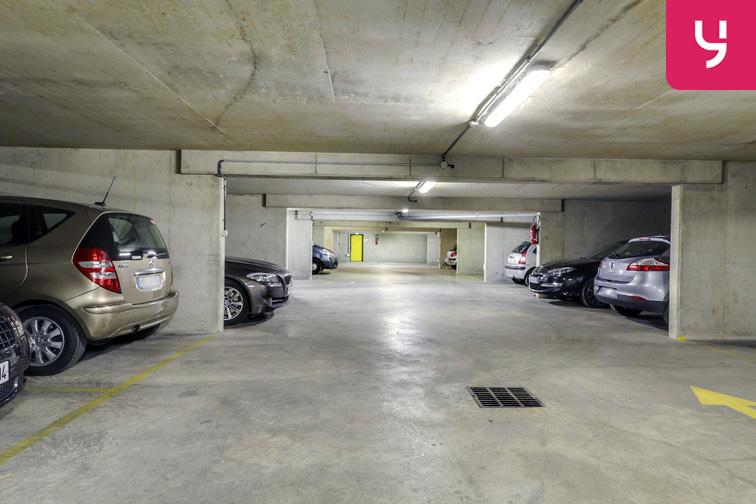 Parking Louis Bertrand - Mirabeau - Semard - Ivry-sur-Seine garage