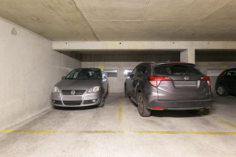 Parking Louis Bertrand - Mirabeau - Semard - Ivry-sur-Seine caméra