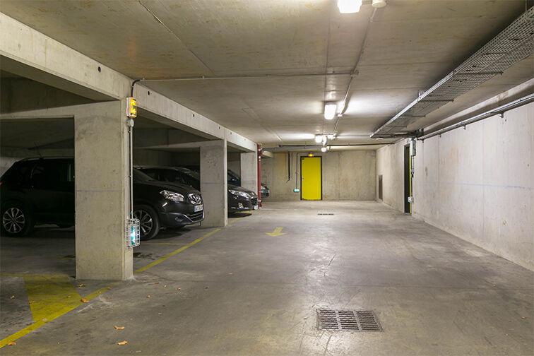 Parking Louis Bertrand - Mirabeau - Semard - Ivry-sur-Seine gardien