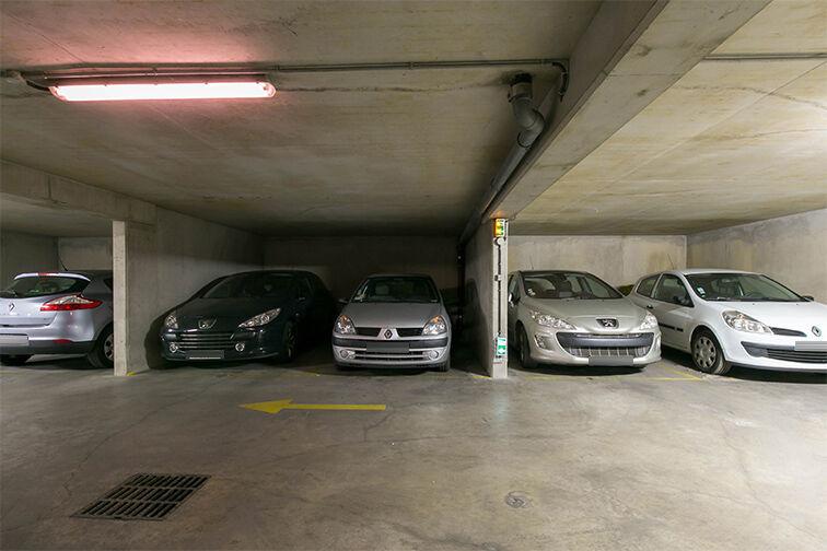Parking Louis Bertrand - Mirabeau - Semard - Ivry-sur-Seine sécurisé