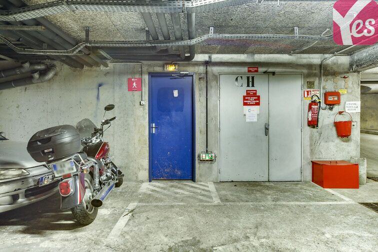 Parking Hôpital Charles-Foix - Ivry-sur-Seine en location