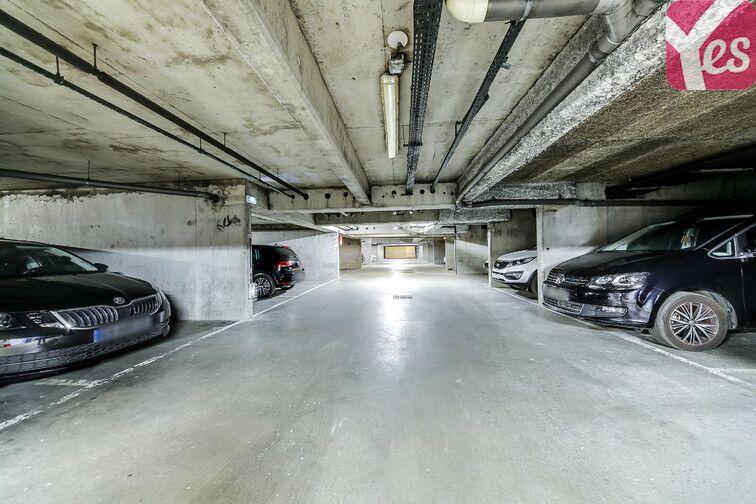 Parking Hôpital Charles-Foix - Ivry-sur-Seine souterrain
