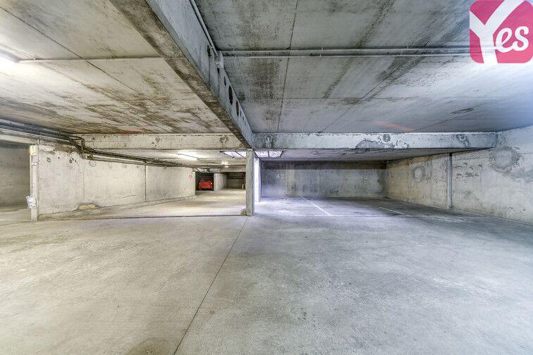 Parking Hôpital Charles-Foix - Ivry-sur-Seine sécurisé