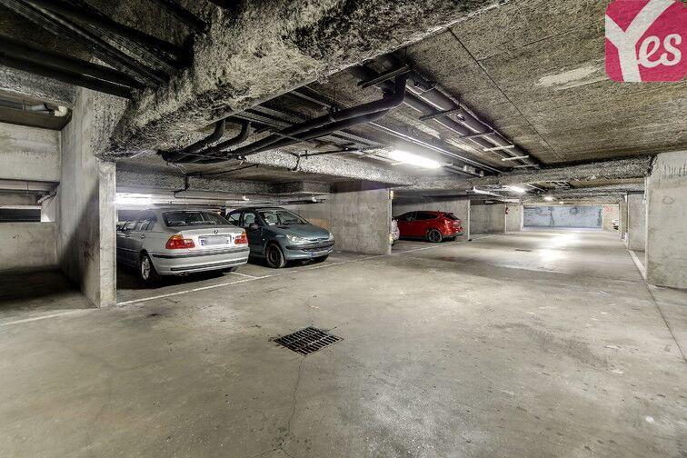 Parking Hôpital Charles-Foix - Ivry-sur-Seine 24/24 7/7