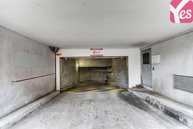 Parking Hôpital Charles-Foix - Ivry-sur-Seine 10 bis avenue de la République