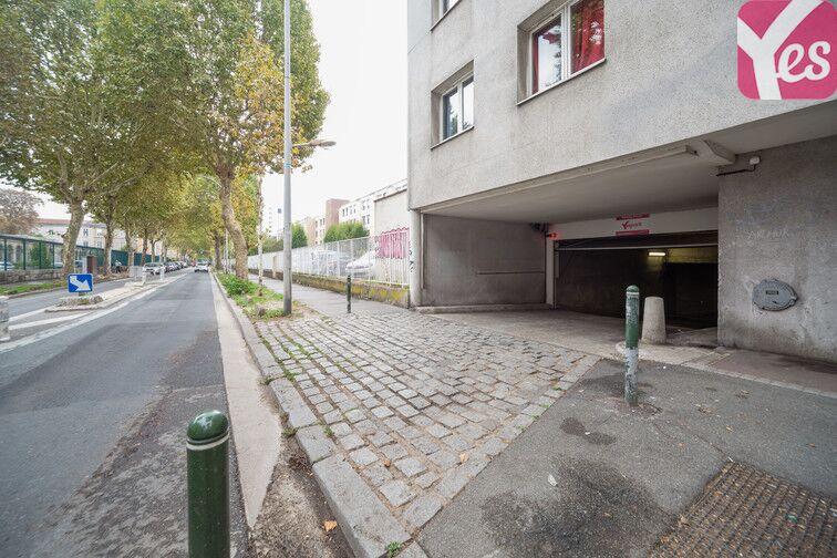 Parking Hôpital Charles-Foix - Ivry-sur-Seine location mensuelle