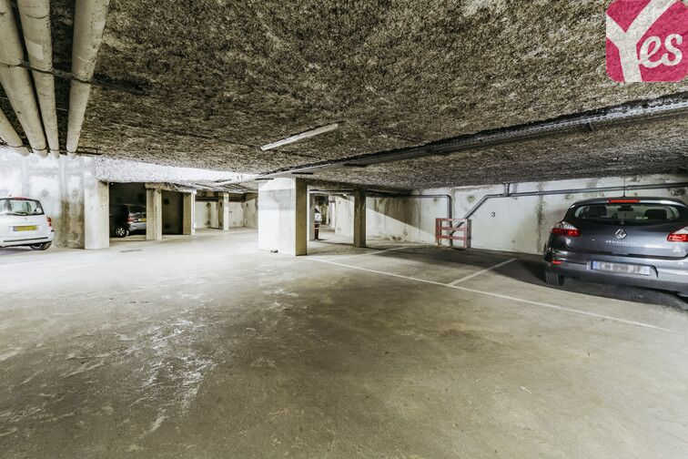 Parking Cimetière Parisien d'Ivry caméra