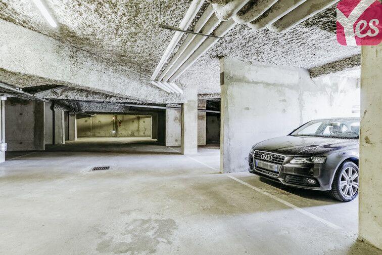 Parking Cimetière Parisien d'Ivry sécurisé