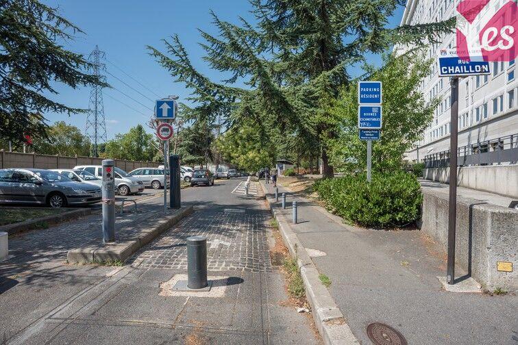 Parking Mairie de Villeneuve- la-Garenne (aérien) 1 bis avenue de la paix