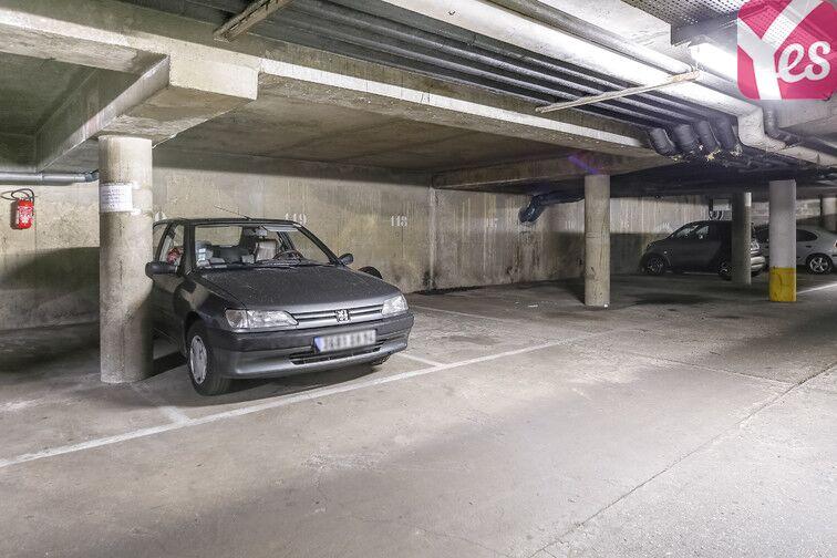 Parking Centre-ville - Ivry-sur-Seine caméra