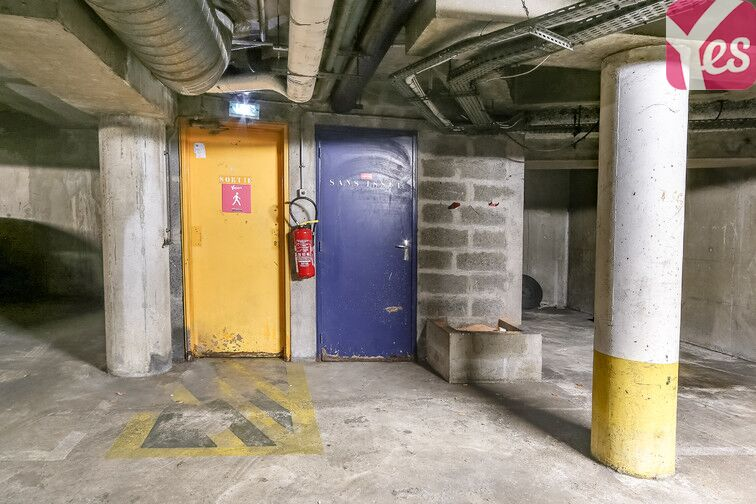Parking Centre-ville - Ivry-sur-Seine en location