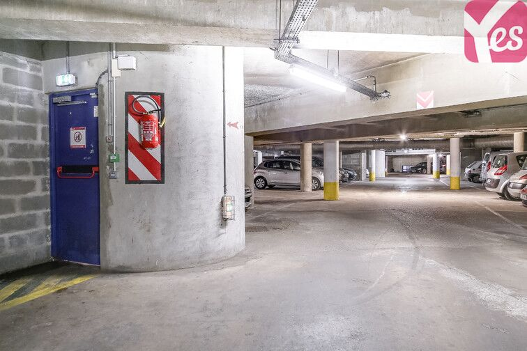 Parking Centre-ville - Ivry-sur-Seine secure