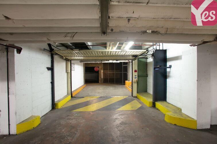 Parking Parc Départemental des Cormailles - Ivry-sur-Seine souterrain