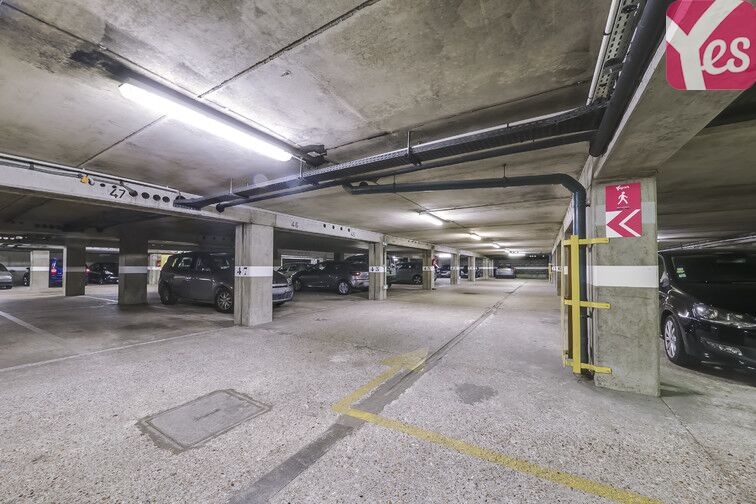 Parking Ivry Port - Ivry-sur-Seine pas cher
