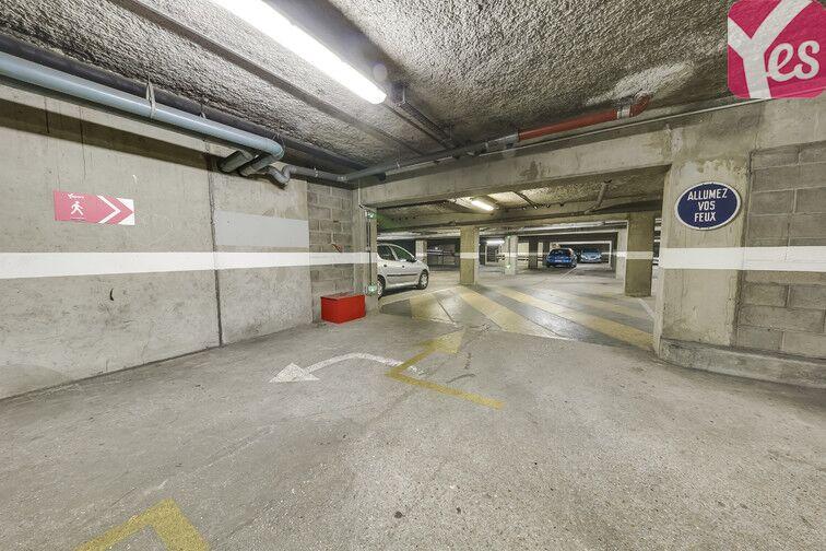Parking Ivry Port - Ivry-sur-Seine location mensuelle