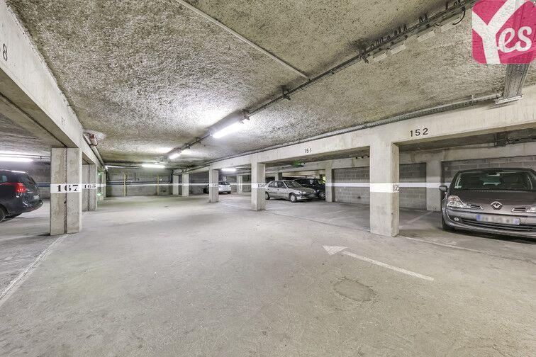 Parking Ivry Port - Ivry-sur-Seine sécurisé