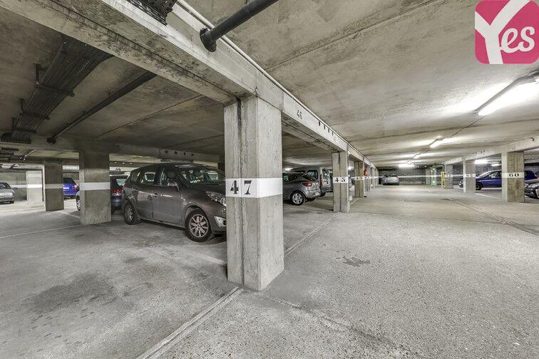 Parking Ivry Port - Ivry-sur-Seine 94200