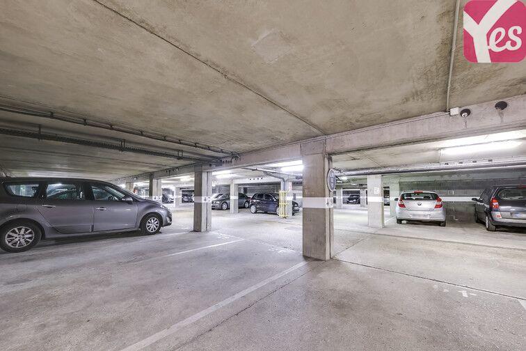 Parking Ivry Port - Ivry-sur-Seine avis