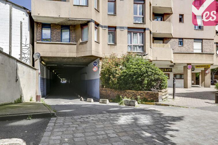 Parking Ivry Port - Ivry-sur-Seine garage