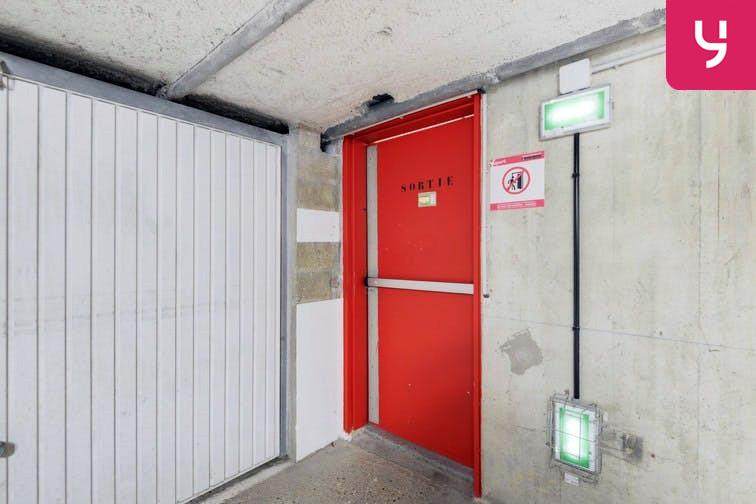 Parking Rue des Quatre Vents - Voisins-le-Bretonneux (place moto) location mensuelle