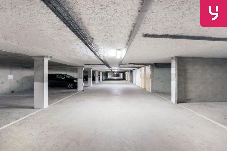 Parking Rue des Quatre Vents - Voisins-le-Bretonneux (place moto) Voisins-le-Bretonneux