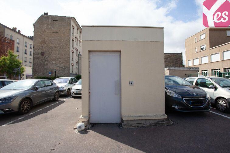 Parking Gare de Houilles - Carrières-sur-Seine box