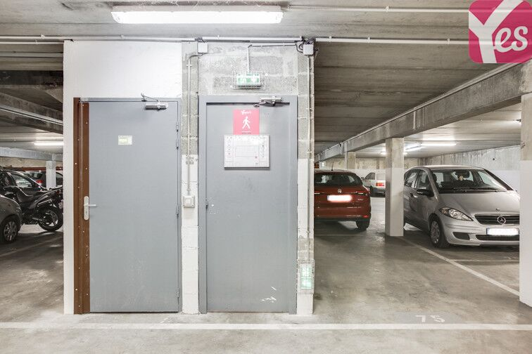 Parking Gare de Houilles - Carrières-sur-Seine location mensuelle
