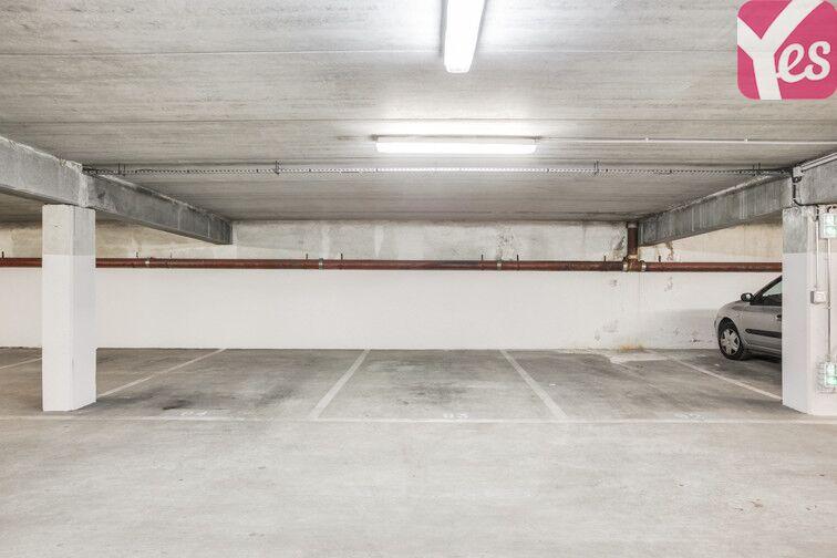 Parking Gare de Houilles - Carrières-sur-Seine caméra