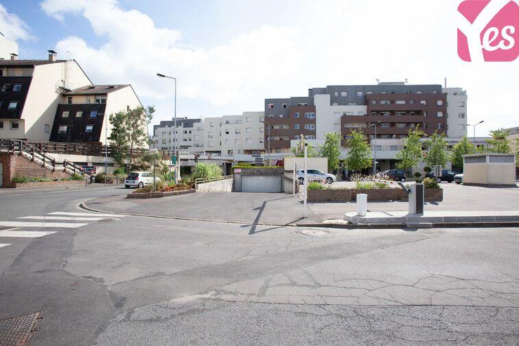 Parking Gare de Houilles - Carrières-sur-Seine souterrain