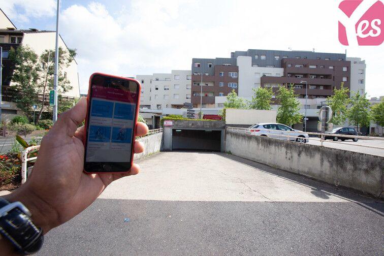 location parking Gare de Houilles - Carrières-sur-Seine