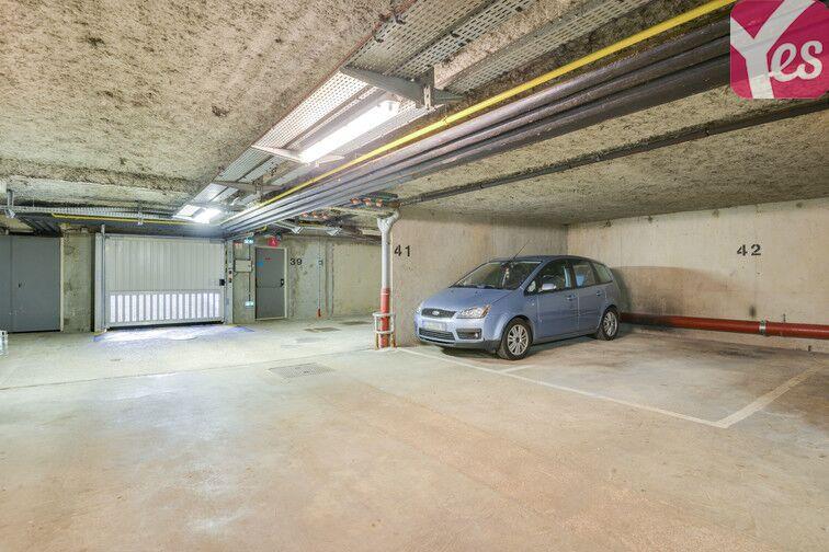 Parking Lac de la Sourderie location mensuelle