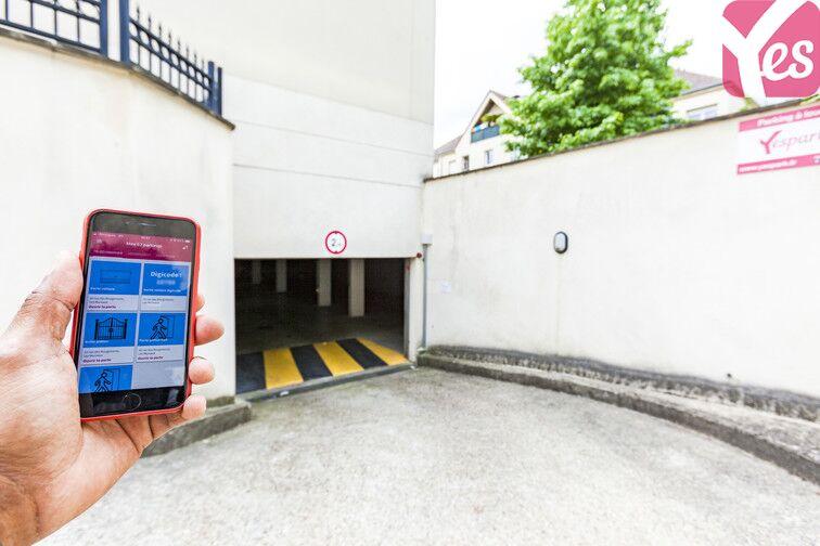 Location parking Les Mureaux - Centre-ville