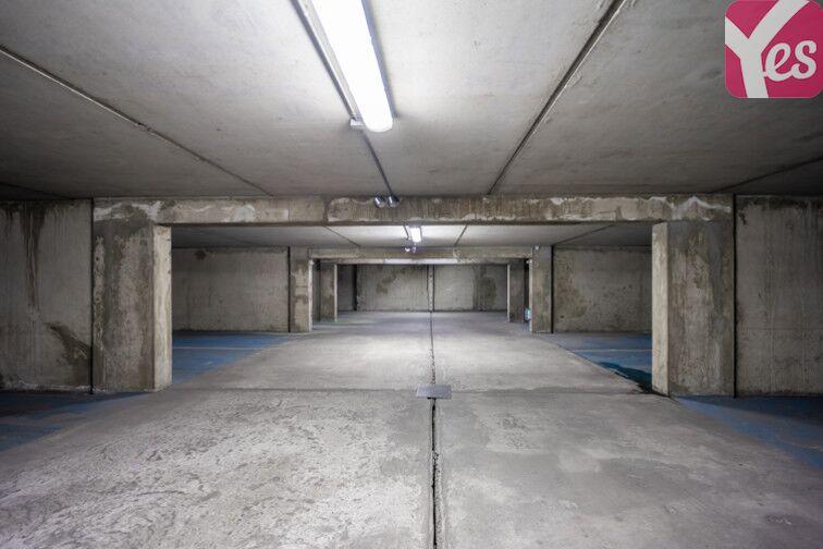 Parking Centre Hospitalier Pellegrin - Bordeaux sécurisé