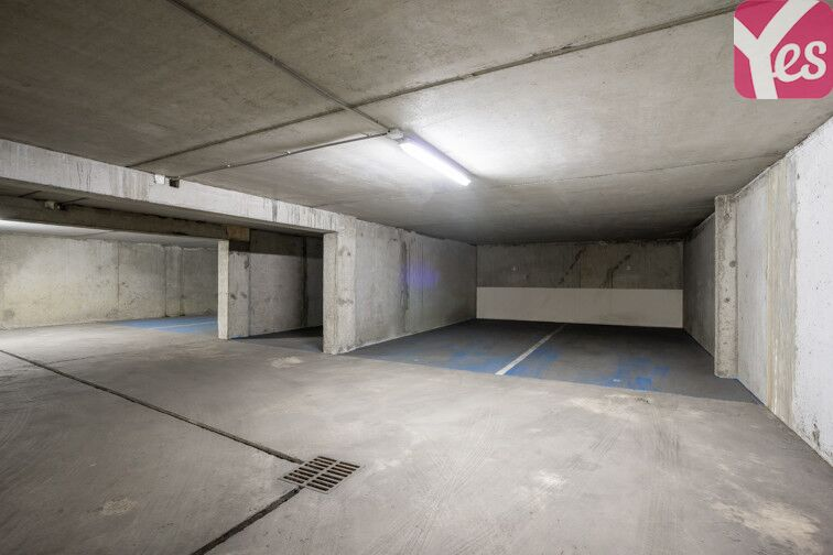 Parking Centre Hospitalier Pellegrin - Bordeaux Bordeaux