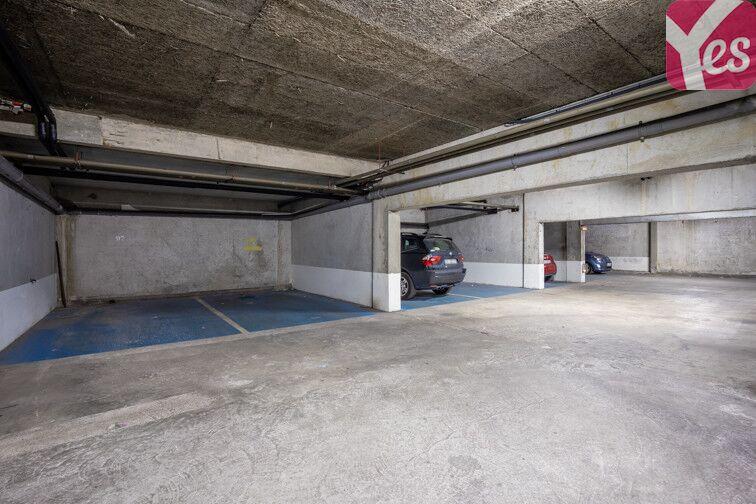 Parking Centre Hospitalier Pellegrin - Bordeaux souterrain